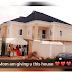 Super Eagles star, Raheem Lawal builds multi million mansion for his mum