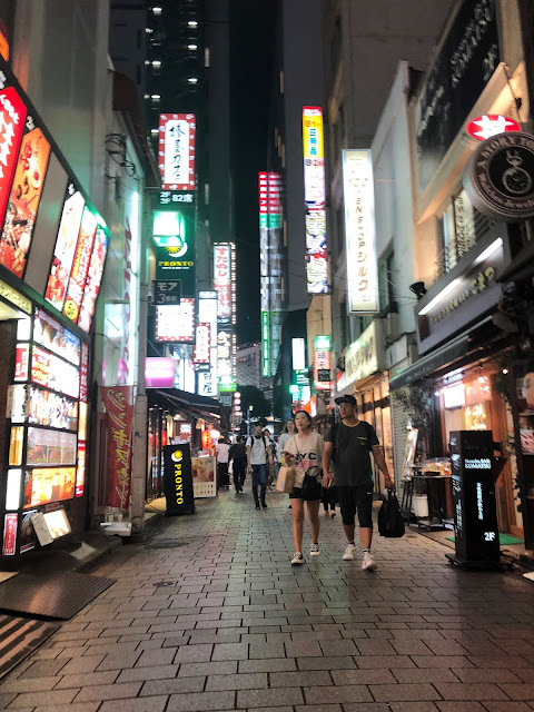 visite de Shinjuku