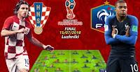 Organizirano gledanje finala svjetskog prvenstva u nogometu Hrvatska - Francuska Supetar slike otok Brač Online