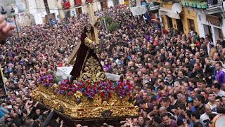 Procesión, vía crucis y traslado privado formará parte de la Magna de Córdoba