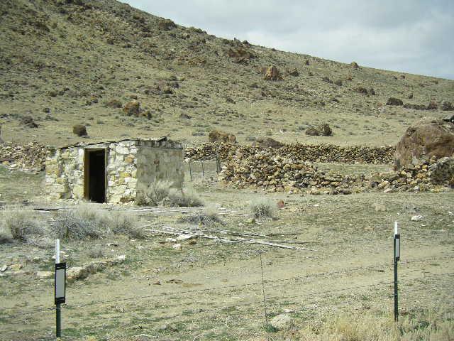The RV Travels of Earl & Linda: Warm Springs, Nevada