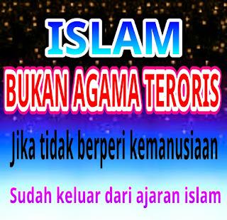 Rosulullah Halalkan Darah Teroris Wahabi Khawarij