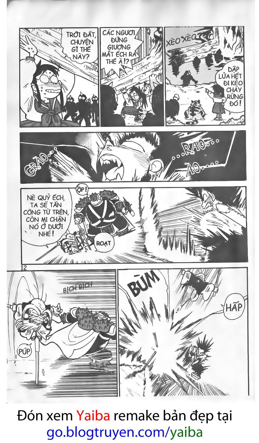 Yaiba chap 20 trang 10