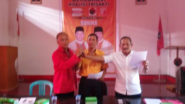 Seumur Jagung, Koalisi Pendukung Sukma Terancam Bubar
