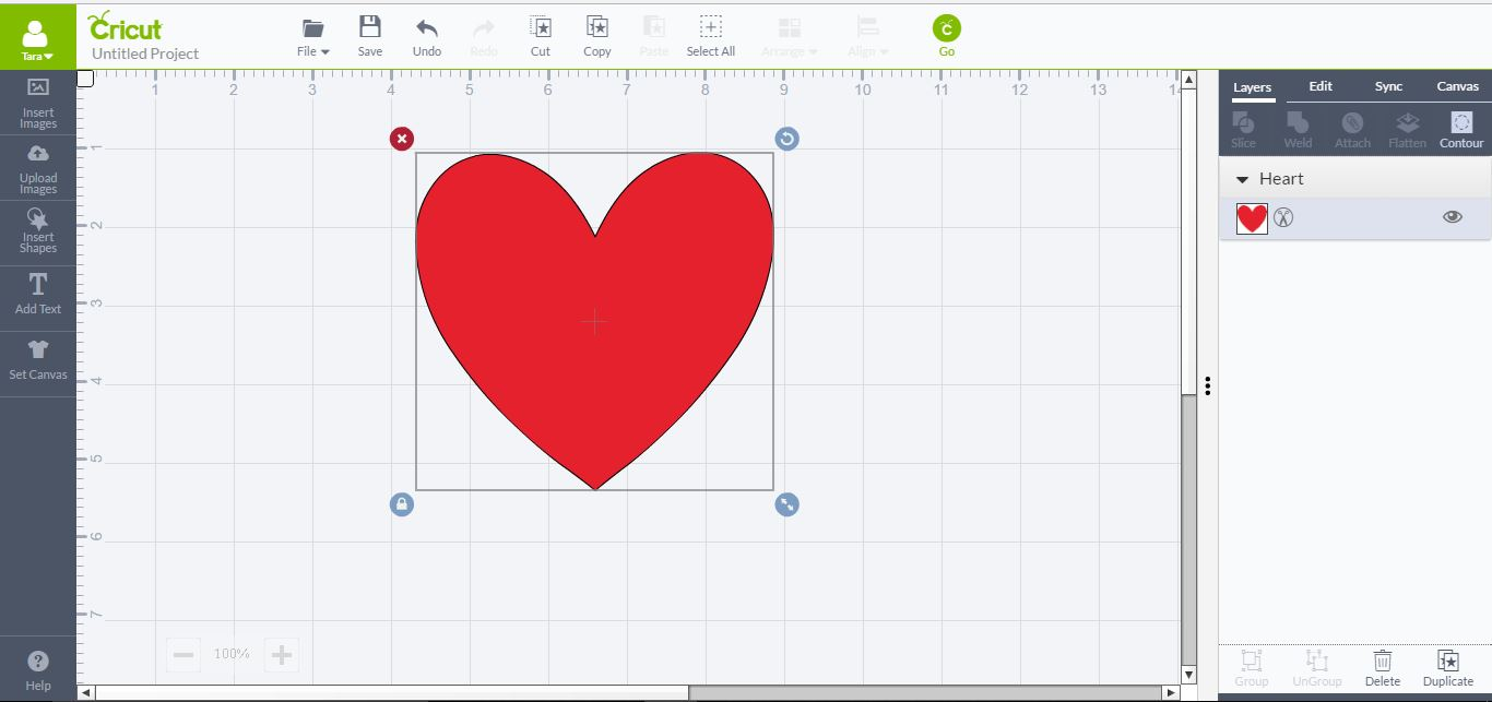How To Use The Slice Tool In Cricut Design Space To Split Images