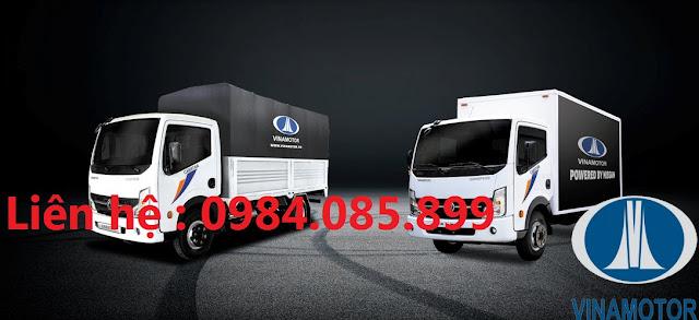 Giá xe tải Cabstar Nissan ns200 Đồng Vàng 1.9 tấn