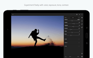Adobe Photoshop Lightroom CC v4.2.2 Paid APK is Here !