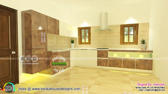 Modular Kitchen interiors 2018