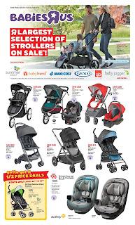 Babies R Us Flyer April 20 - 26, 2018