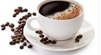 чёрный кофе утром