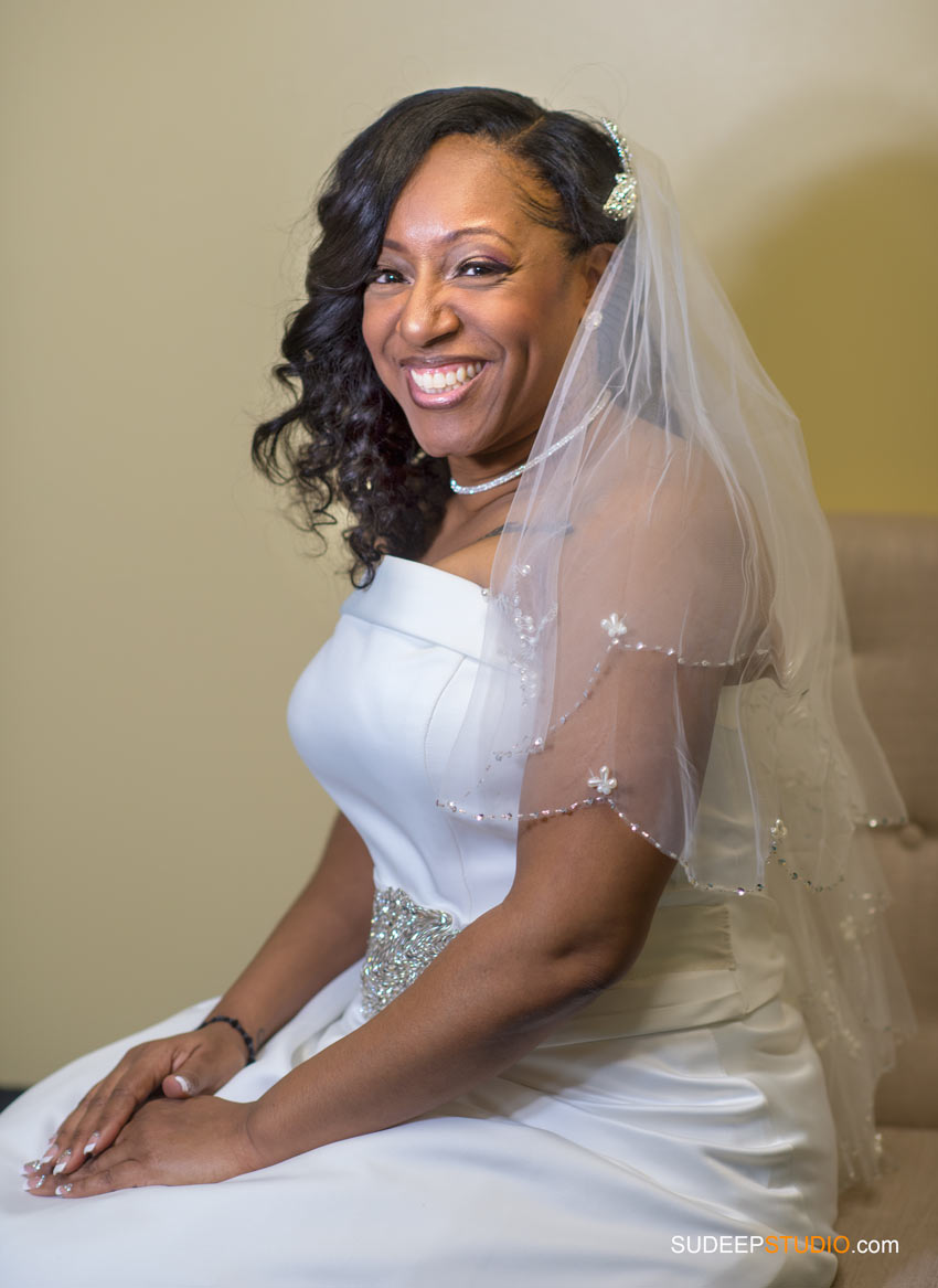 Simple Happy Bride