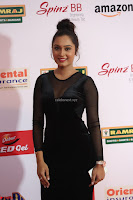 Vennela in Transparent Black Skin Tight Backless Stunning Dress at Mirchi Music Awards South 2017 ~  Exclusive Celebrities Galleries 045.JPG