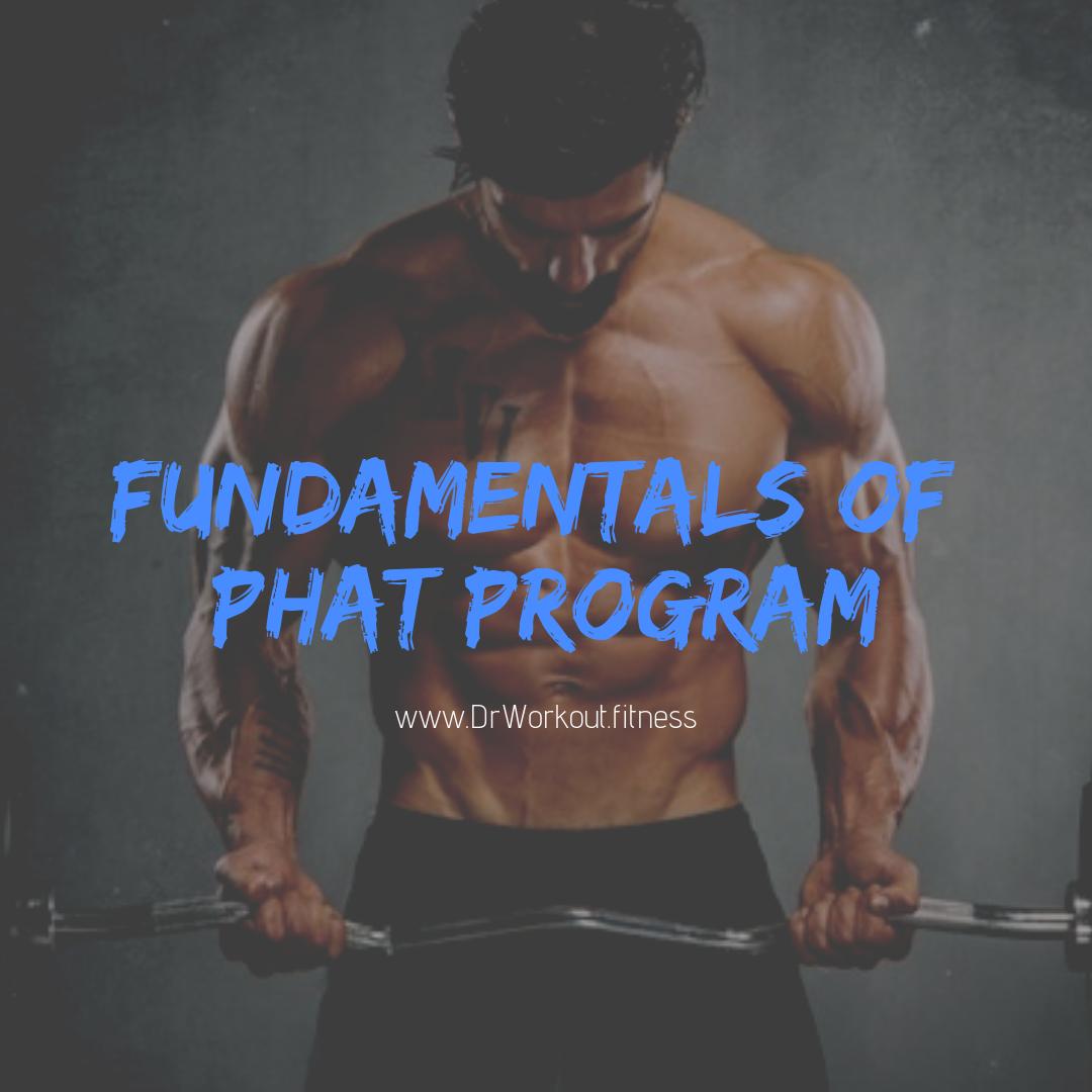 Fundamentals of PHAT Program