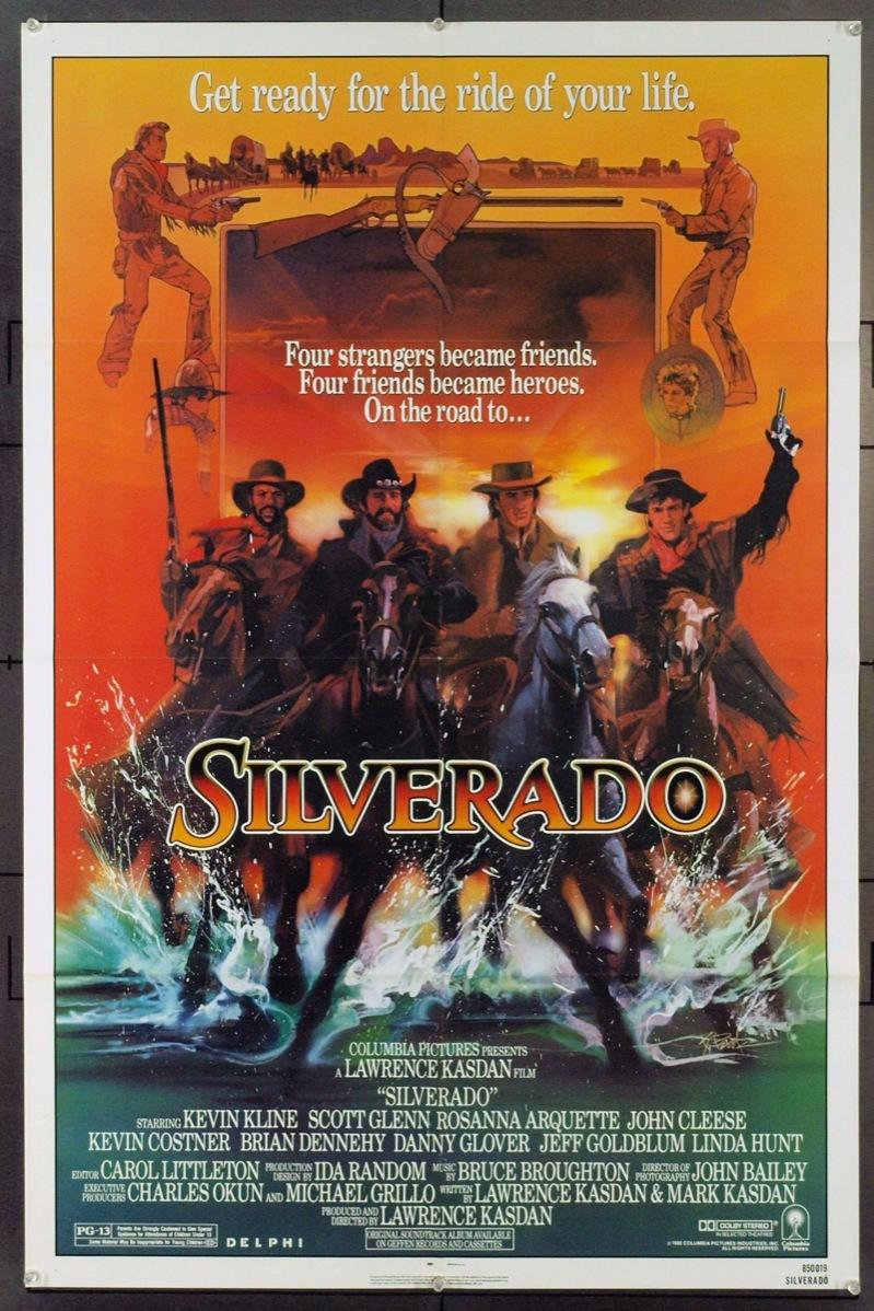 The Signal Watch: Western Watch: Silverado (1985)