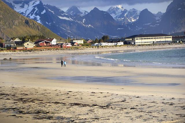 Norvegia  Ramberg Isole Lofoten