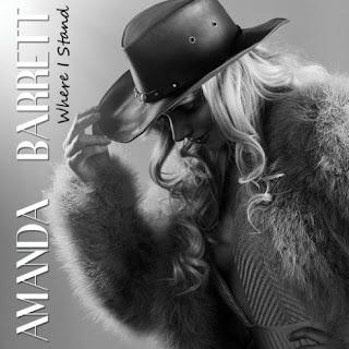 Amanda Barrett - Where I Stand Album 2019