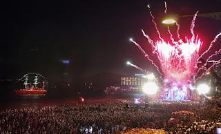 Kemeriahan Busan Sea Festival