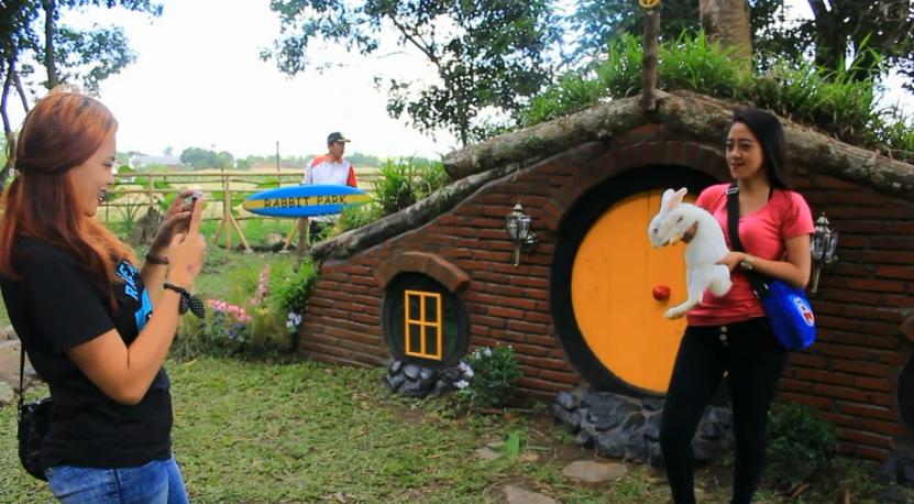 Taman Kelinci Blitar