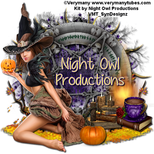 Ct for Night Owl Productions - Mystic Magic