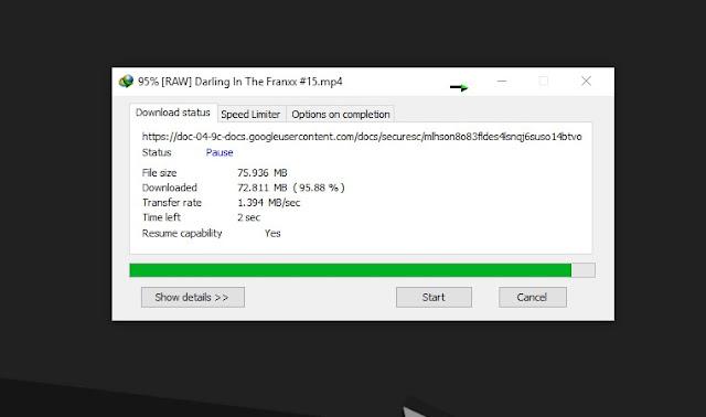Cara Mudah Melanjutkan Download IDM di Komputer Lain