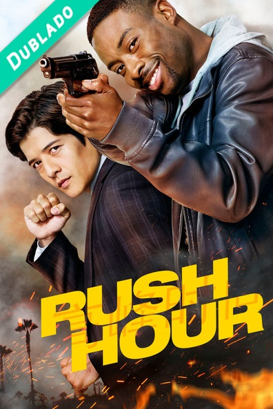 A Hora do Rush 1ª Temporada Dual Áudio Torrent WEB-DL 720p – 1080p Download (2016)