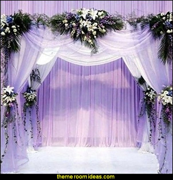 Decorative Fabric Perfect For Any Party  Wedding decorations - bridal bouquets  - wedding themes - wedding decorating props - wedding supplies - wedding dress for bride - favor boxes - bridal veils -