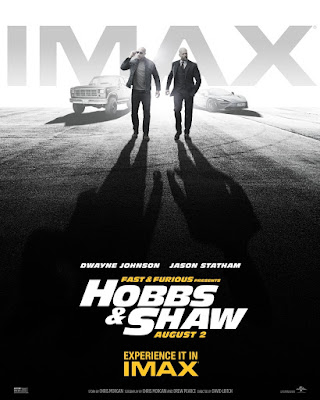 Hobbs And Shaw Movie Poster 8