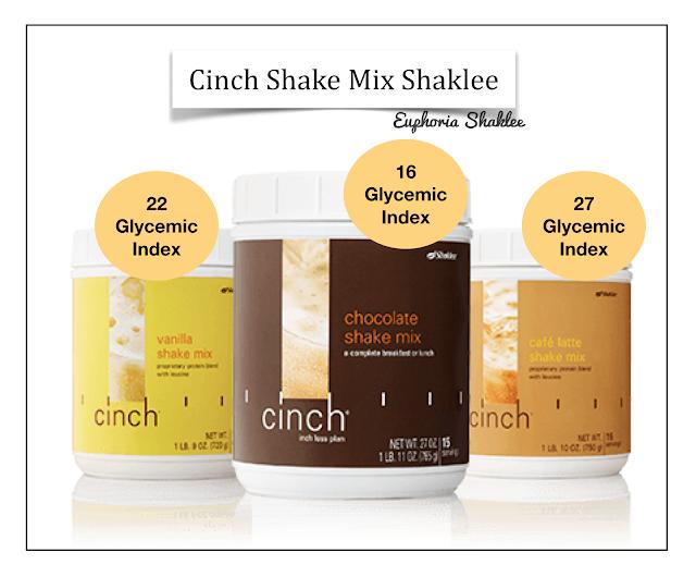 Cinch Shake Mix Kuala Terengganu