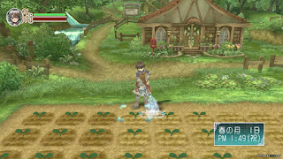 Rune Factory 4 3DS CIA Region Free