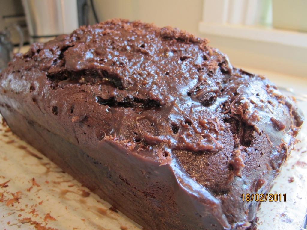 Nigella S Quadruple Chocolate Loaf Cake