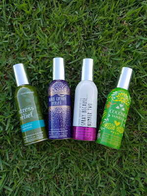 Bath and Body Works Concentrated Room Spray empties - www.modenmakeup.com