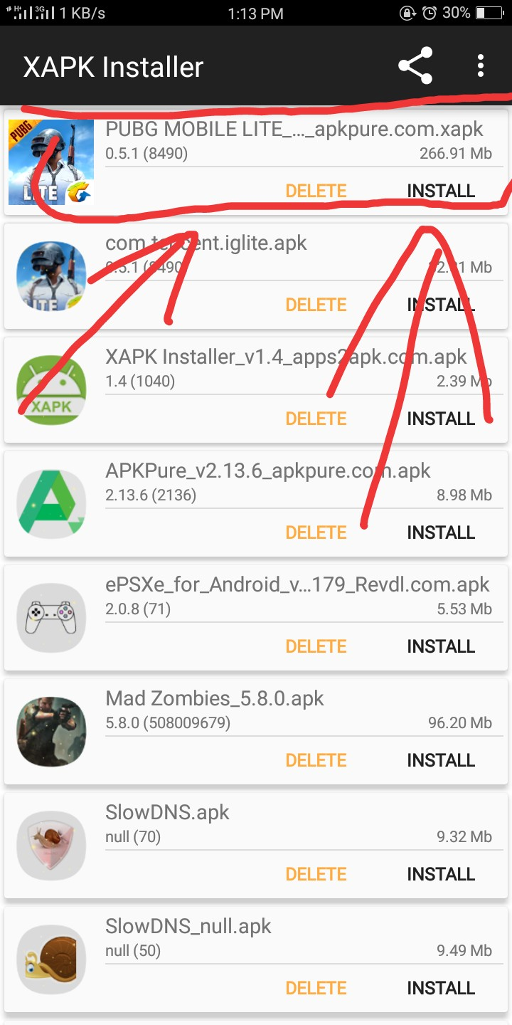 what is xapk in apkpure