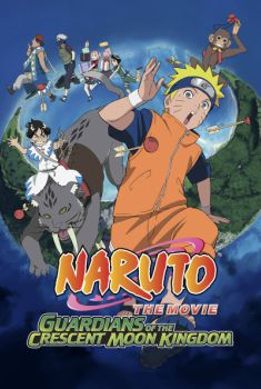 Naruto 3: A Revolta dos Animais da Lua Crescente! Torrent – BluRay 1080p Legendado