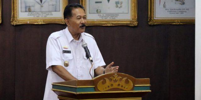 Pemprov Lampung Gelar Sosialisasi Program KB