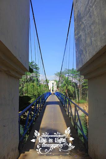 jembatan gantung kebumen