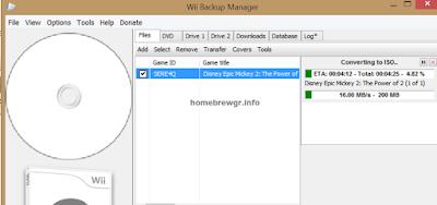 Πως μετατρέπουμε τα αρχεία WBFS σε ISO (Nintendo Wii) 3