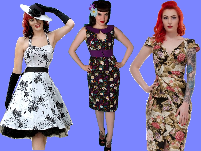 Rockabilly Pinup Blog: Style File: Rockabilly Wedding
