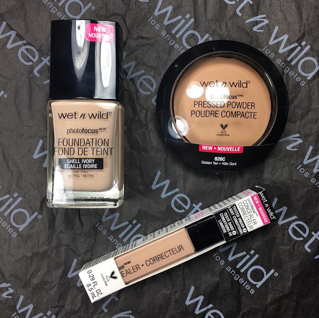 wet n wild photo focus makeup