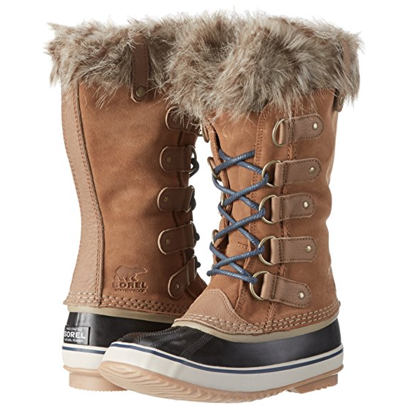 Amazon: SOREL Joan of Arctic Snow Boots only $86 (reg $180) + free shipping!