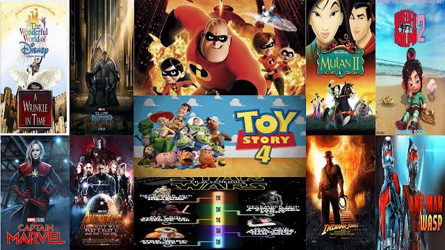 10 Film Terbaru Yang Akan Tayang Tahun 2019 Paling Ditunggu