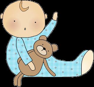Bebés del Clipart Bebé en Camino.