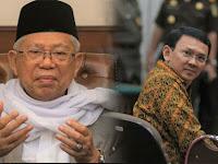 Kritik Pedas, Pengamat: Jika Amin Ma'ruf Temui Ahoker Akan Hilang Kewibawaannya sebagai Ulama