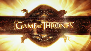 teaser trailer Game of thrones logo