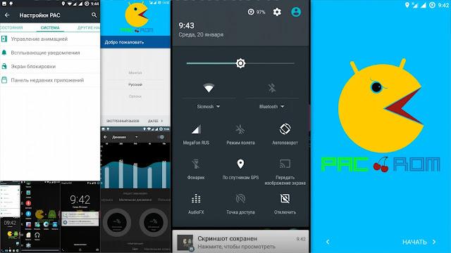 Triple Combo PAC-Man Custom Rom Untuk Xiaomi Redmi Note 3: Berani Coba? Hanya Untuk Hari Ini + Tutorial Singkat