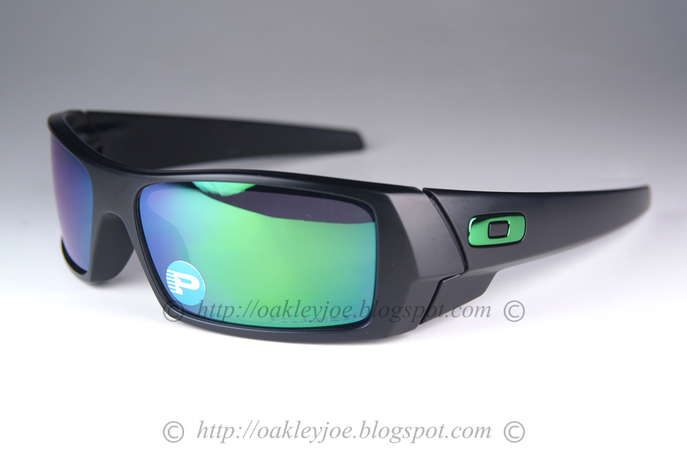 388b9c4c90 Custom Gascan matte black + emerald polarized  250 now sale  210!!! lens  pre coated with Oakley hydrophobic nano solution complete Oakley package  includes ...