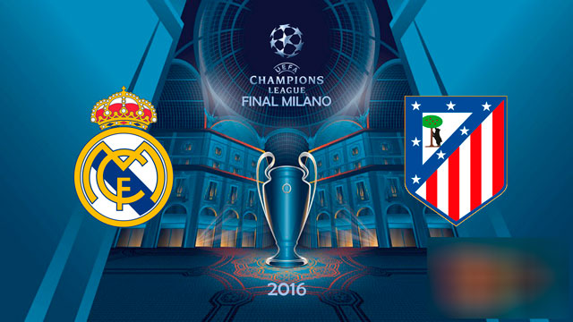 real madrid vs atl tico madrid champions league final 2016 vivo hd gratis f tbol en directo. Black Bedroom Furniture Sets. Home Design Ideas