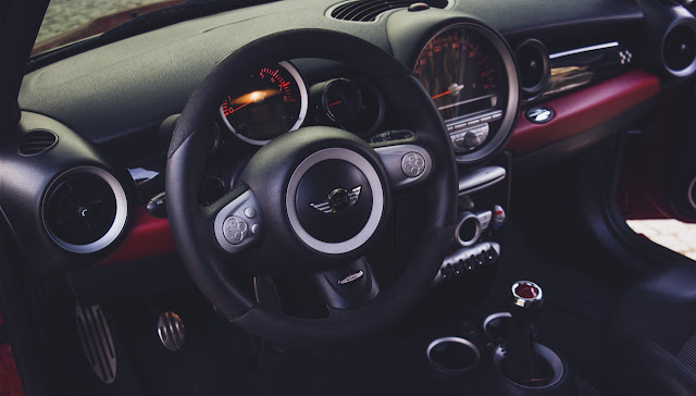 Mini Cooper Car CarCom