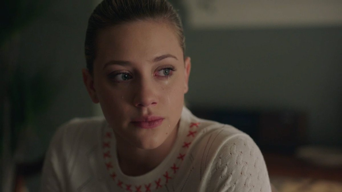 Lili Reinhart en Riverdale de The CW