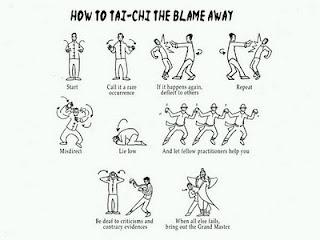 Master of blame game 1