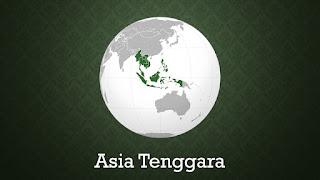 bahasa arab negara-negara asia tenggara